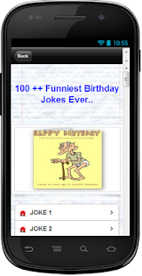 101 + Funniest Birthday Jokes - náhled