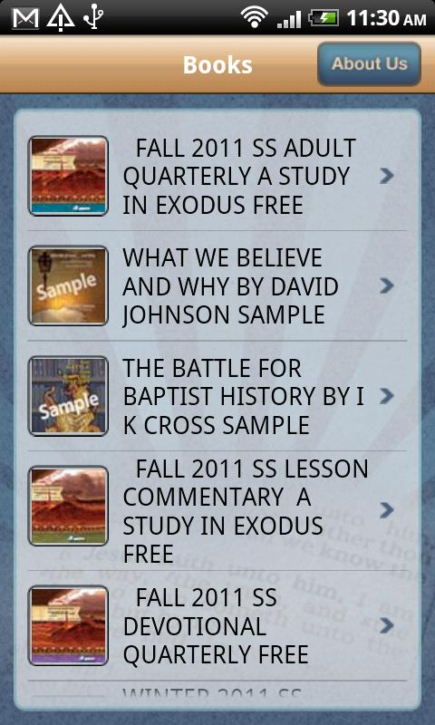 Bogard Press E-Books - screenshot
