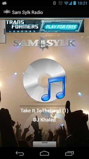 Sam Sylk Radio
