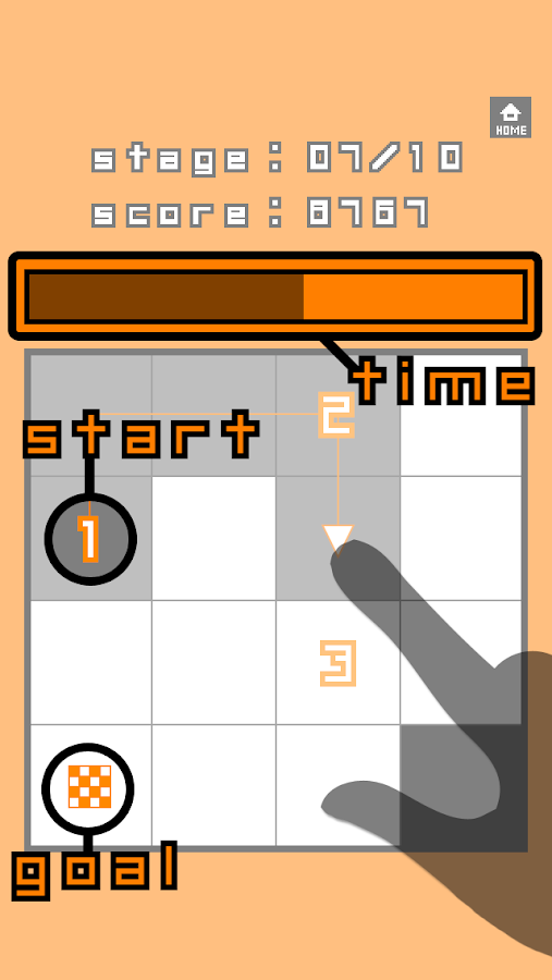 valistroke- screenshot