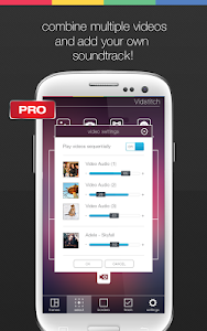 Vidstitch Pro - Video Collage v1.6