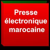 Presse électronique marocaine