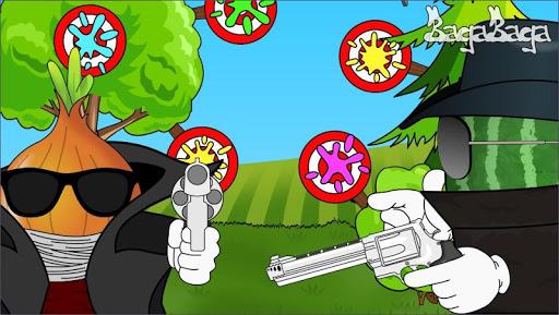 Fruit vs Veggies - Shootout