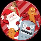 Santa Smash icon