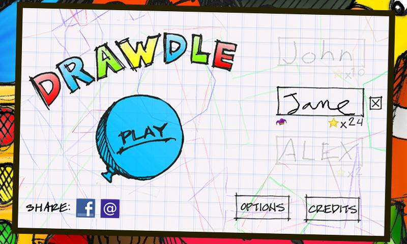 Drawdle Lite - screenshot