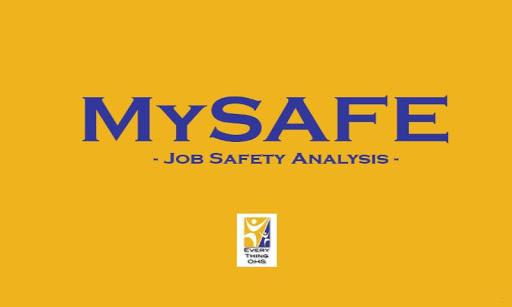 MySAFE - JSA