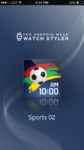 玩工具App|Watch Face Android - Sports免費|APP試玩