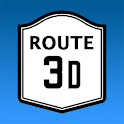 Route3D Yosemite to Whitney logo