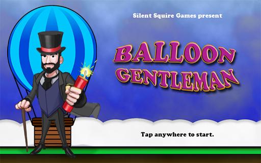 【免費冒險App】Balloon Gentleman-APP點子