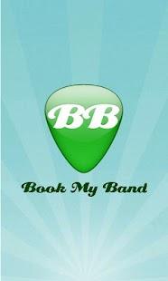 BookMyBand Free - screenshot thumbnail