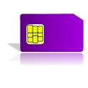 SIM CARD READER icon