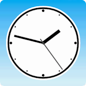 Simple Analog Clock [Widget]