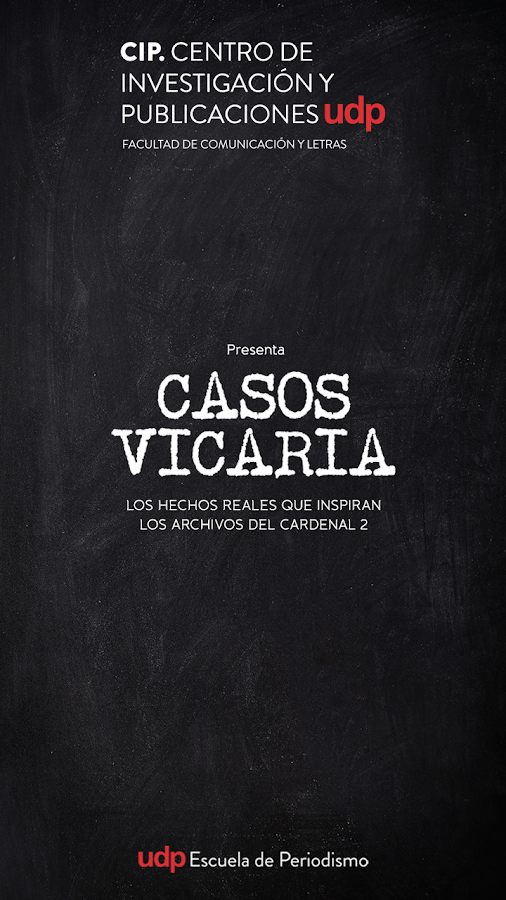 Casos Vicaria- screenshot