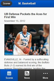 Buffalo Bulls Front Row - screenshot thumbnail