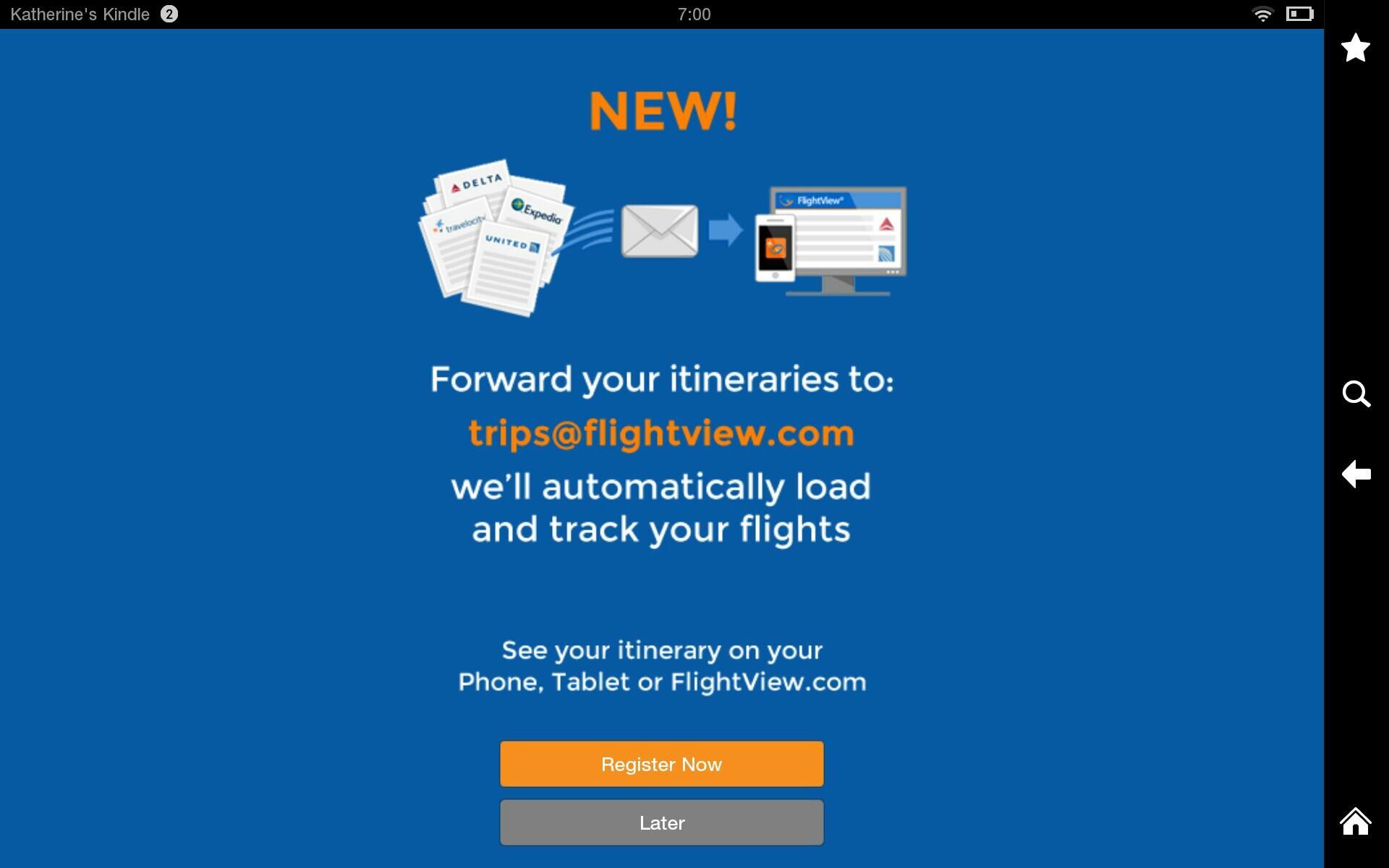 FlightView Elite FlightTracker screenshot #11