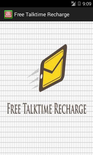 Free Mobile Talktime