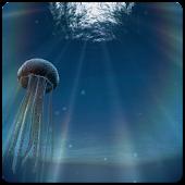 Jellyfish 3D LiveWallpaper