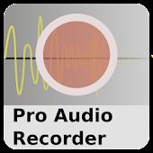 Pro Audio Mp3 Recorder