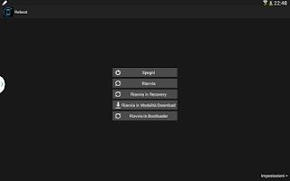 Screenshot of Reboot