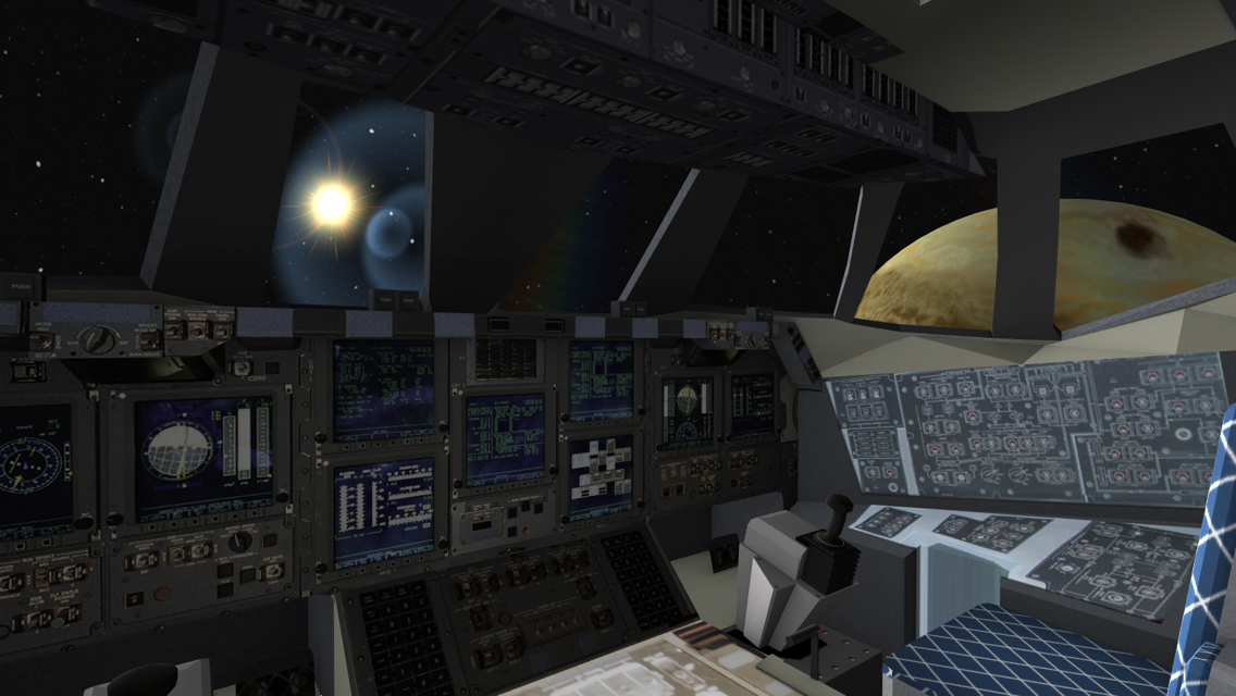 space shuttle simulator app - photo #9
