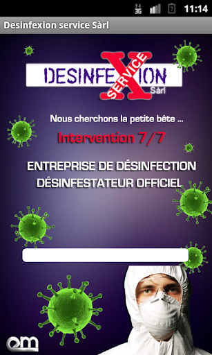 Desinfexion Service