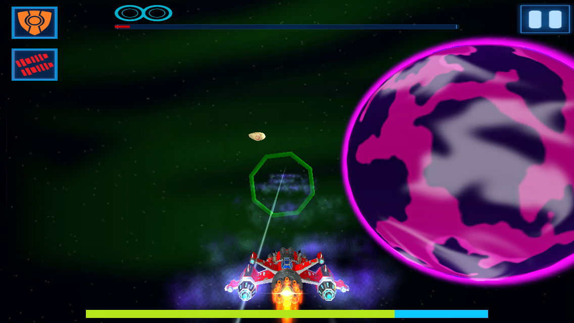 Play to Cure: Genes In Space - screenshot