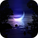 Moon And Stars Live Wallpaper icon