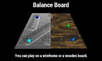 Screenshot of Balance Board - Labyrinth Game