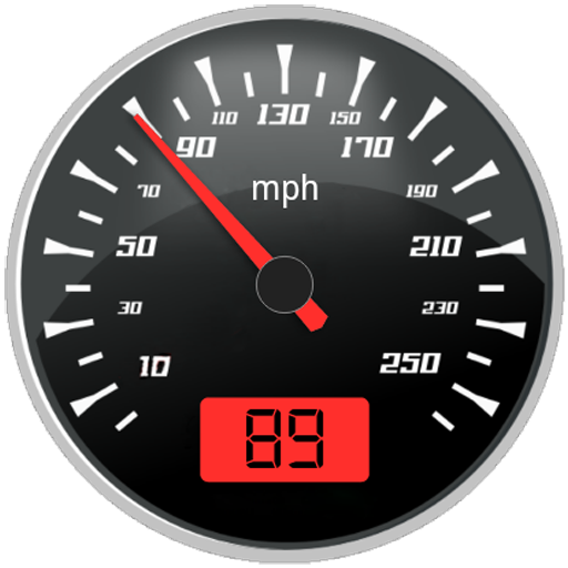 Racing Speedometer LOGO-APP點子