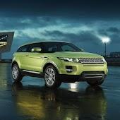 Range Rover Evoque Live Wallp