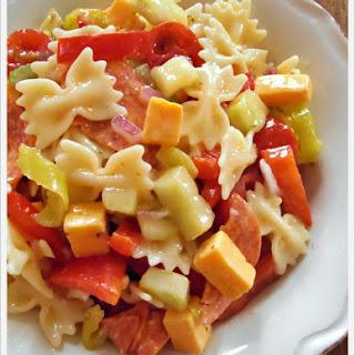 Italian Deli Pasta Salad
