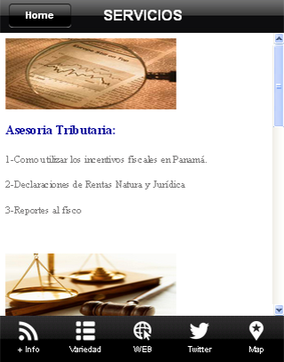 【免費生產應用App】Tramita Panamá-APP點子