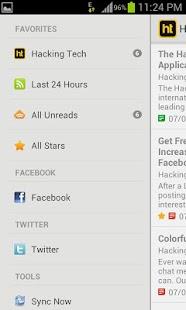 Hacking Tech - screenshot thumbnail