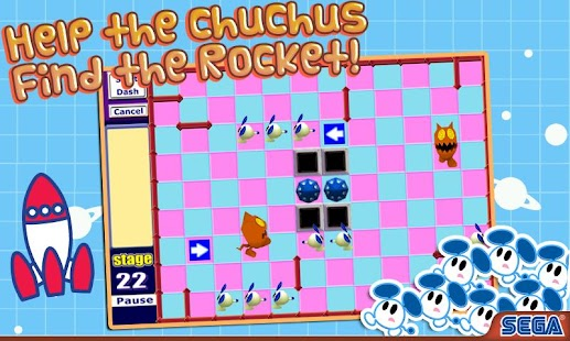 ChuChu Rocket!™ - screenshot thumbnail