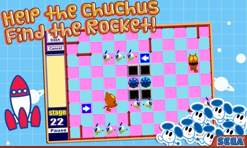 ChuChu Rocket!™ - screenshot