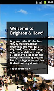 Brighton Official Guide - screenshot thumbnail