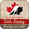 Team Canada Table Hockey logo