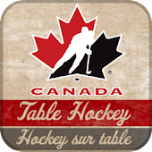 Team Canada Table Hockey