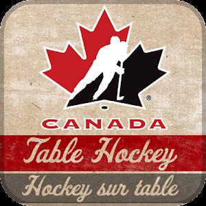 Team Canada Table Hockey