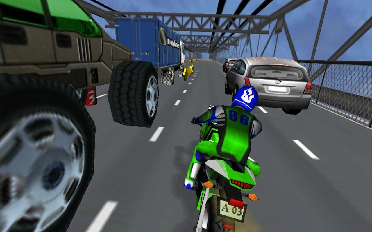 Games of bikes racing
