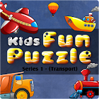 Kids Transport Puzzle icon