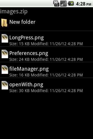 Root Manager - Lite - screenshot