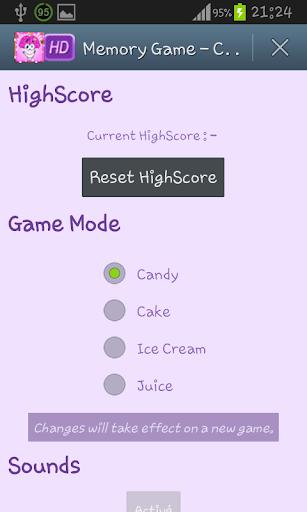 玩教育App 記憶ゲーム - キャンディ免費 APP試玩