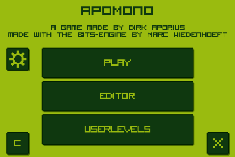 ApoMono- screenshot