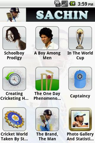 Sachin- The Greatest Batsman - screenshot