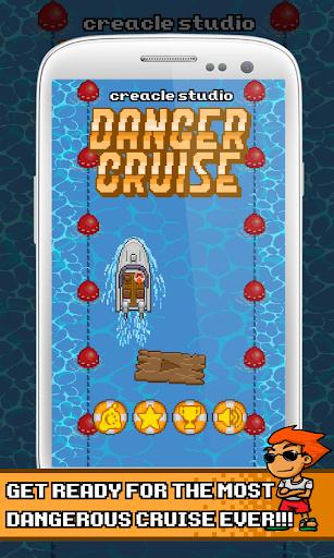 Arcade Game: Danger Cruise