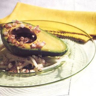 Avocado and Jicama Salad Recipe