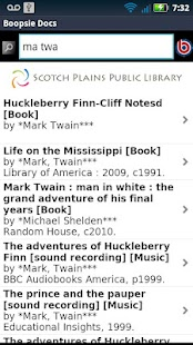 Scotch Plains Public Library- screenshot thumbnail