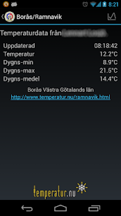 Temperaturen- screenshot thumbnail