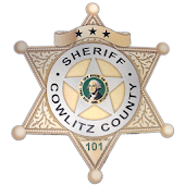 Cowlitz CO Sheriff